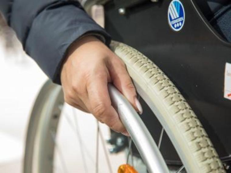 BehinderungSymbolbild