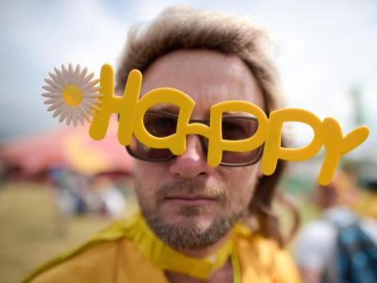 Optimismus Symbolbild
