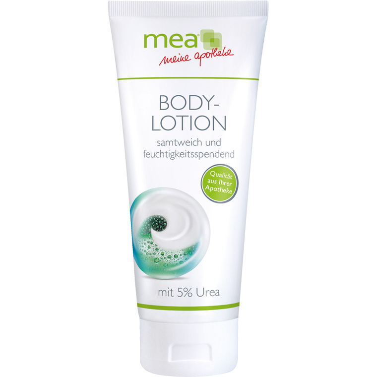 mea® BODY-LOTION mit 5% Urea